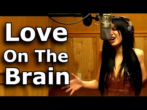 Love On The Brain - Rihanna - Cover - Tori Matthieu - Ken Tamplin Vocal Academy