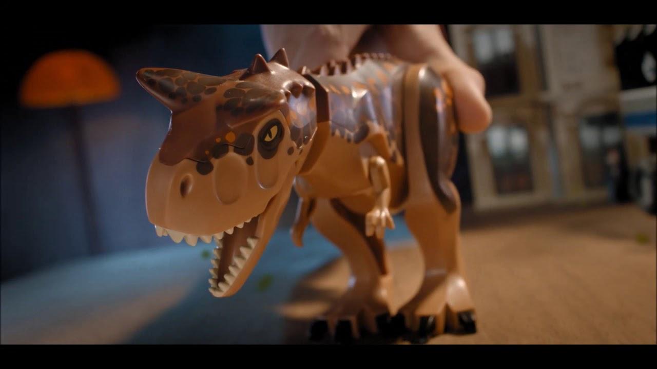 Smyths Toys Lego Jurassic World Youtube