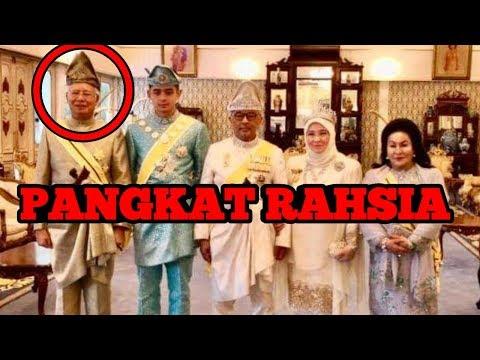 MENGEJUTKAN! Inilah Pangkat Rahsia Najib