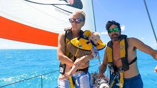 Why SAILING makes me NERVOUS (Part 1 OF 3)- Sailing Vessel Delos Ep. 269