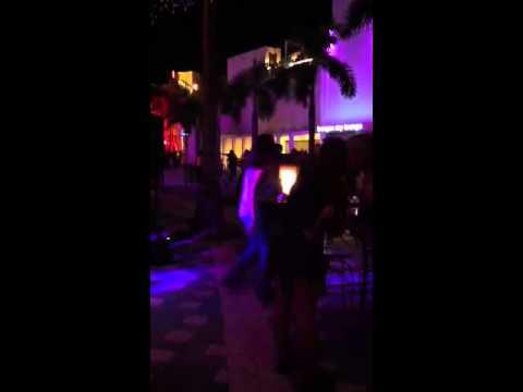 Dirty Old woman dancing