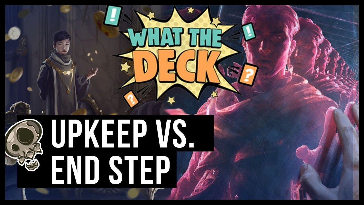 Ep 12: End Step vs. Upkeep! | Noxious vs. Day[9] in What the Deck! | MTGA Eldraine Standard
