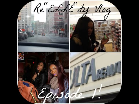 "Re""ELLE""ity Vlog #1 - Moments in March/ Ulta, Probate and More!"