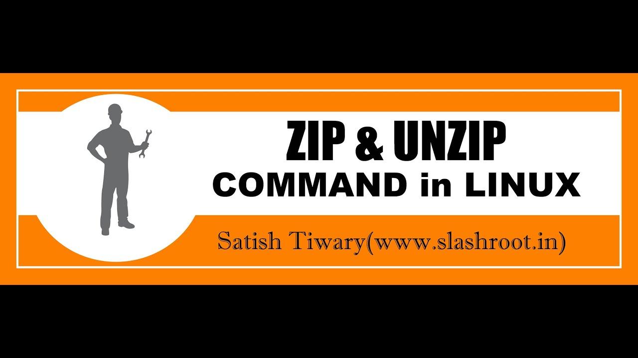 Linux Zip