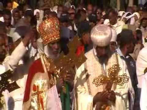 Eritrean Orthodox Tewahdo Church from Asmara - YouTube