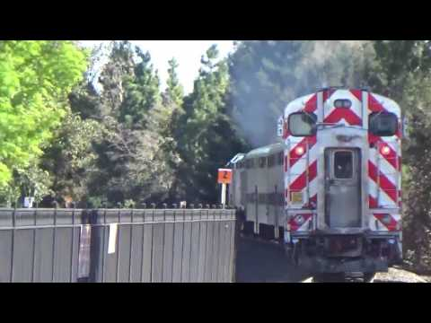 Railfaning the Peninsula Sub on...