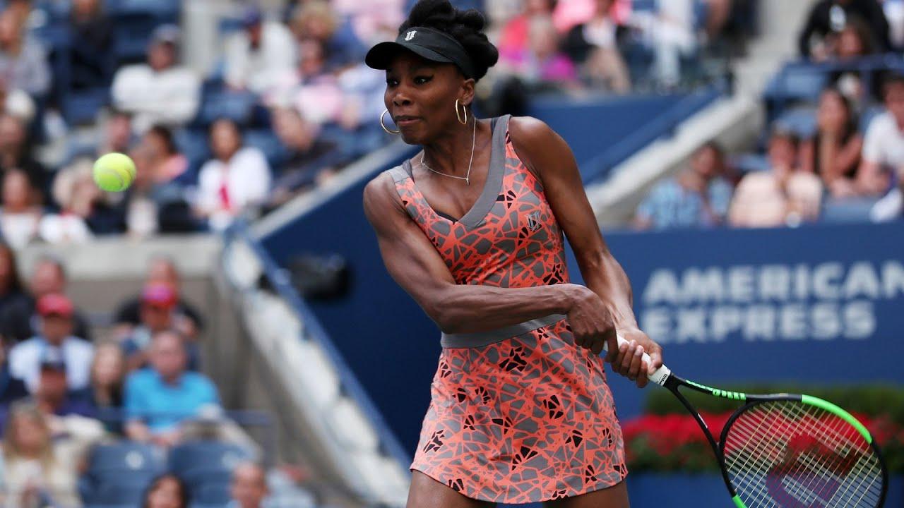 2017 US Open Venus Williams R3 Press Conference