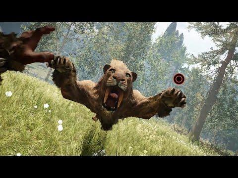 Far Cry Primal - Lui vs The Ancient World
