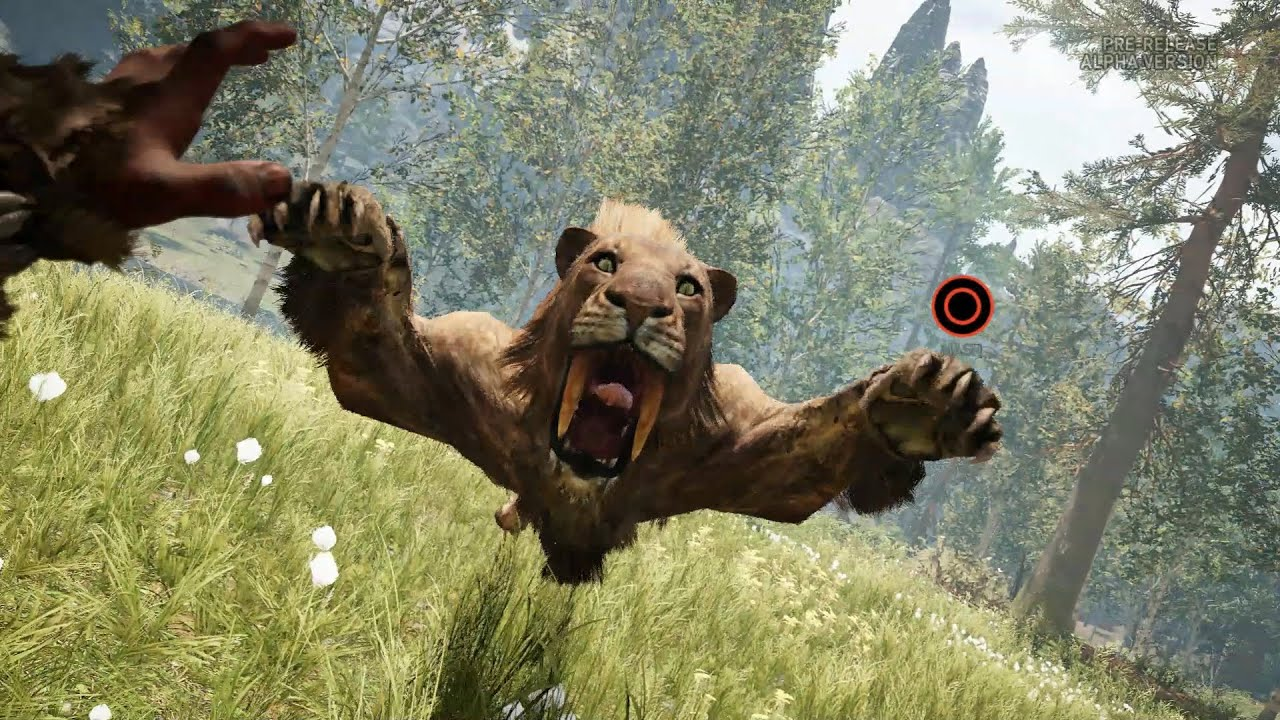 Far Cry Primal Lui Vs The Ancient World Youtube