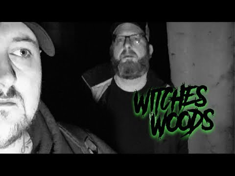 Ghost Hunting Witches Woods They ATTACKED Dave