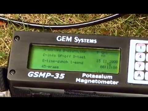 Potassium Magnetometer | Gem Systems