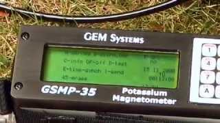 Potassium Magnetometer   Gem Systems