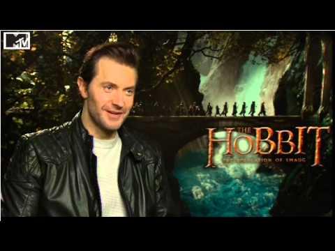 MTV News Interview with Richard Armitage & Luke Evans