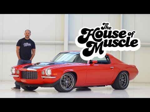 Project ZL-70: Chevrolet Camaro - The House Of Muscle Ep. 7