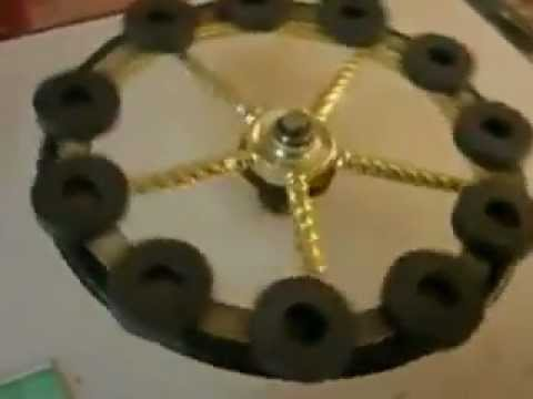 how to make free energy magnet motor