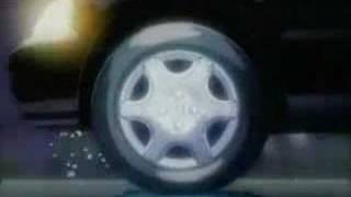 Honda Cartoon Kommerziellen