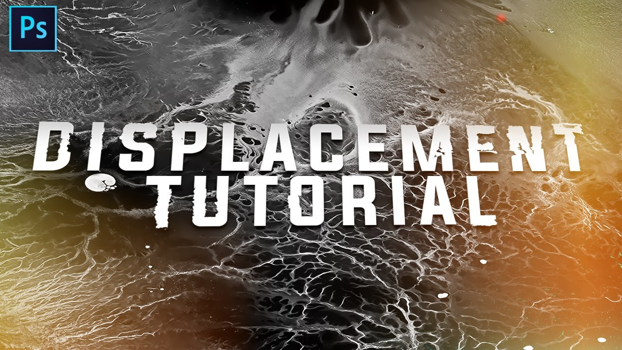 Displacement Map Photoshop Tutorial: Displacement Mapping (Photoshop CC)   YouTube
