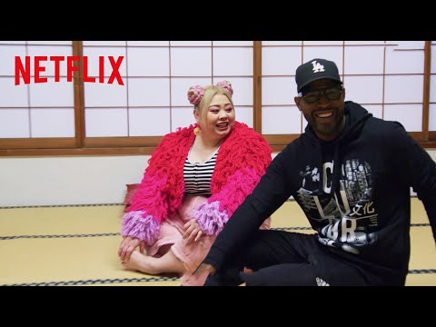 Karamo + Naomi Watanabe Give Tips On Living Confident Lives | Queer Eye: We're in Japan! | Netflix