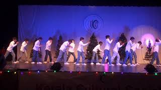 KCS Jingle Bells 2017 - VA pokkiris kando ninte kannil