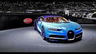 Bugatti Chiron 2016 - 2,7 Millions € trop cher ?