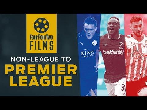 Non-league to Premier League | The stories of Jamie Vardy, Charlie Austin and Michail Antonio