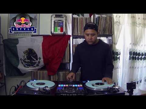 DJ J MEDINA 2017 RED BULL 3STYLE MEXICO ENTRY