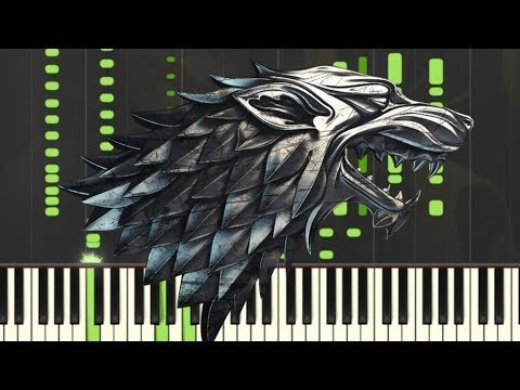 Game of Thrones Medley [Piano Tutorial] (Synthesia) // Kyle Landry + MIDI