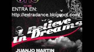 Juanjo Martin feat. Rebeka Brown - I Believe in dreams (Radio edit)