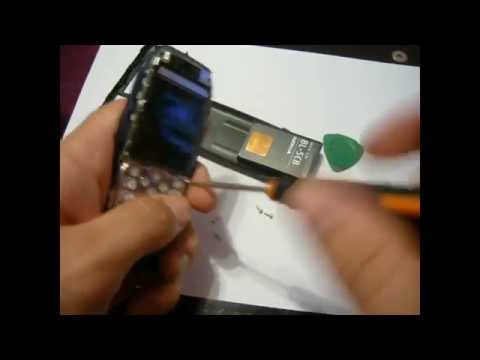 nokia 1616 02 Disassembly & Assembly - Digitizer, Screen & Case Replacement Repair