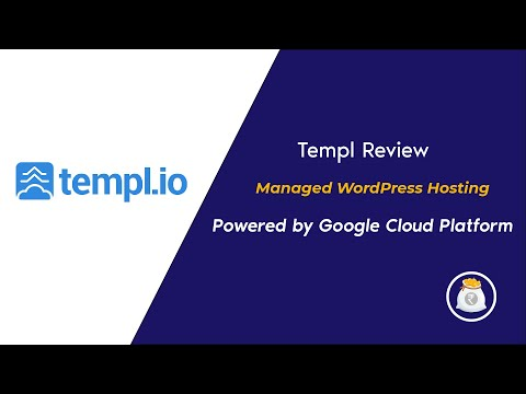 Templ Review: Managed WordPress Hosting Powered by Google Cloud Platform