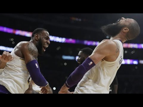 Best Blocks, Rejections and Swats! NBA 2018-2019 Season Part 1