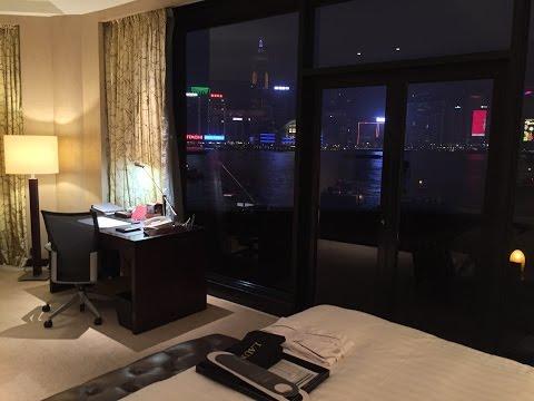 InterContinental Hong Kong, Patio Junior Suite