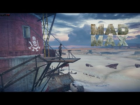 Let's Play Mad Max Episode 20 A Hidden Top Dog