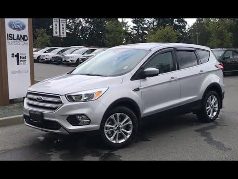 2019 Escape SE AWD Review  Island Ford