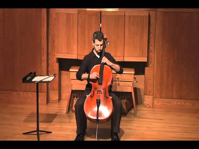 Little Wing on solo cello