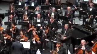 New York Gotan (Tango) - Raul Jaurena, bandoneon (TMC Orchestra)