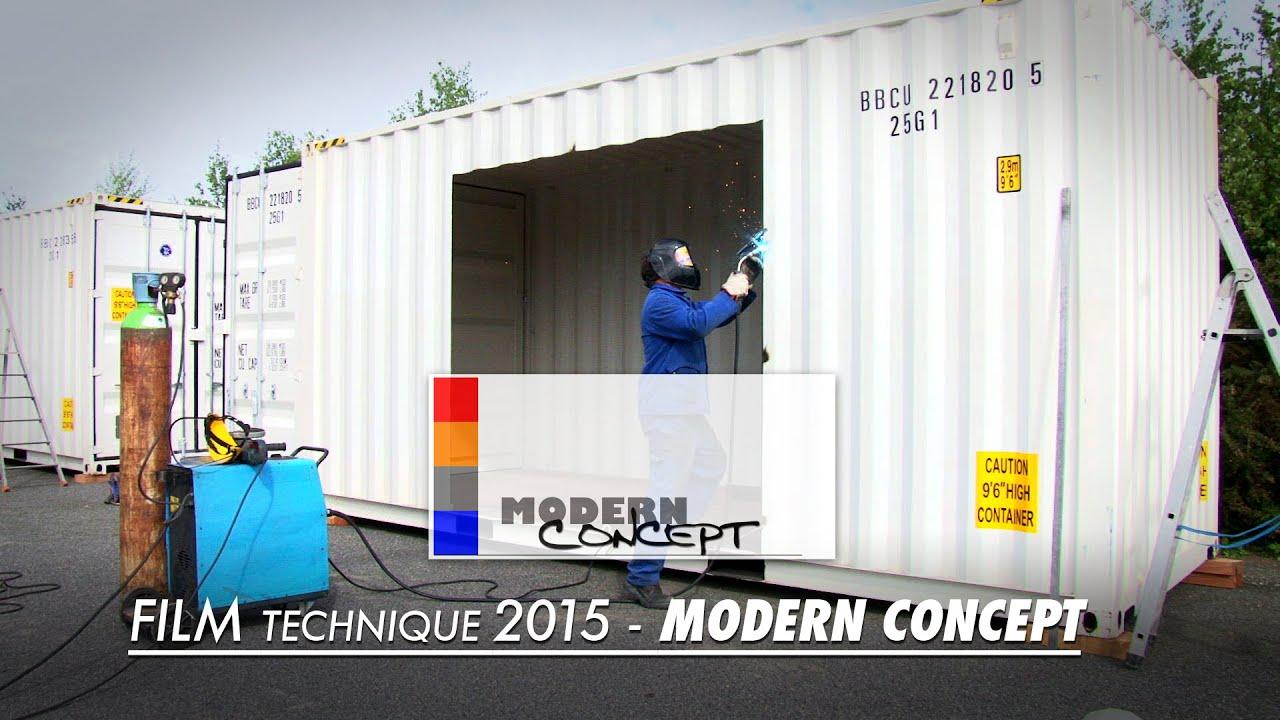 Atelier bureau par modern concept youtube