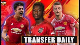 Manchester United's £225m Record-Breaking Triple Transfer! Man United Transfer News