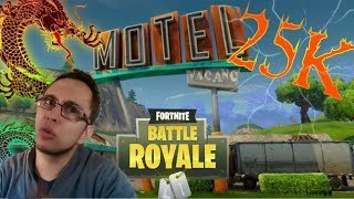 ON ATTENDS THE NEW COMBAT PASSE ON FORTNITE 252 TOP 1 GO THE 25k