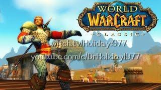 浪哥🔴黑石烤肉-經典台服聯盟戰士Warrior in CLASSIC WOW✅World of Warcraft ✅魔獸世界-經典版