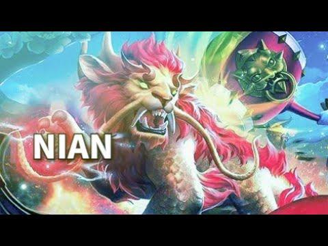 Legenda Monster Nian
