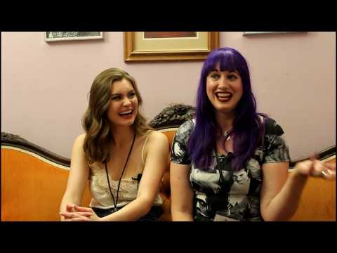 THAT NERD SHOW INTERVIEW SERIES With Hayley Griffith & Chelsea Stardust | Film: Satanic Panic