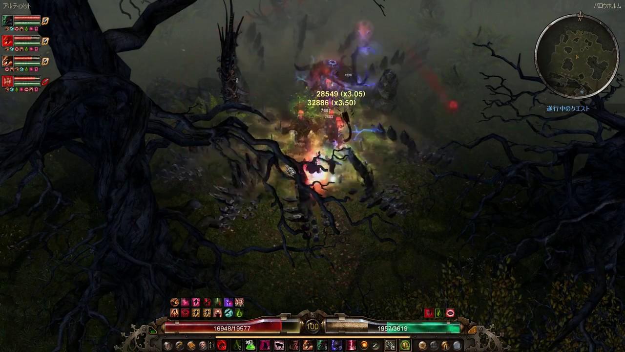 Grim Dawn [v1 0 6 0] Conjurer Pet Build - Ravager of Minds 4min