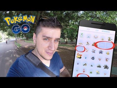 PRECISO DA AJUDA DE VOCÊS! -  Pokémon GO | Completando a 3º Geração (Parte 29)