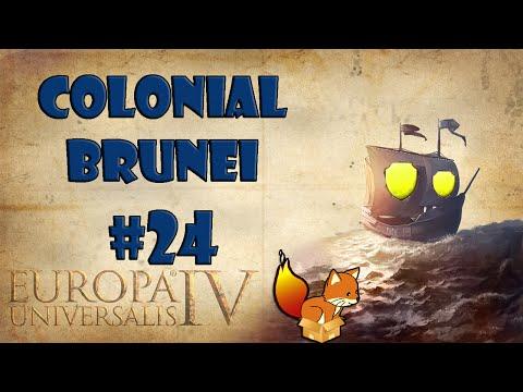 Europa Universalis 4 - Colonial Brunei #24