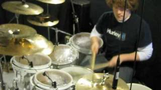 Owen - Wish you were here - Incubus drum cover