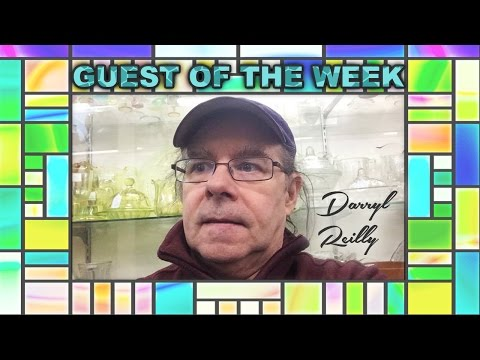 Thrifty Business Season 4 #1 Talking Glass With Darryl Reilly