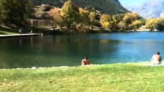 baignade lac de la Roche-de-Rame