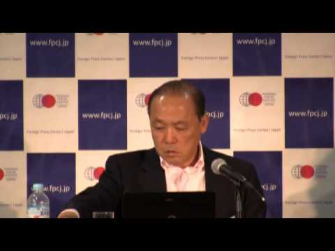 "FPCJ Press Briefing ""Current State and Future of Renewable Energy Use in Japan"""
