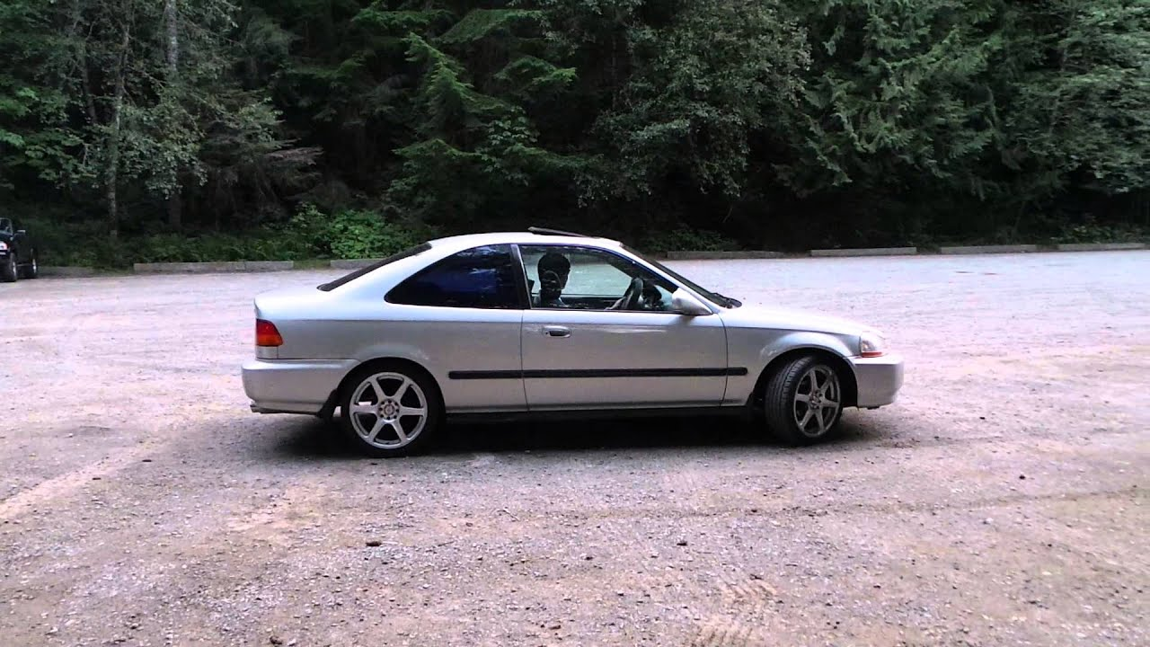 Nice 1998 Honda Civic Si Coupe